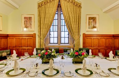 House of Commons Dining Flowers by Windowflowers